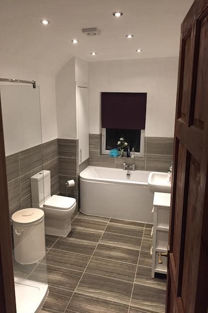 Bathroom Refurbish, Lincoln
